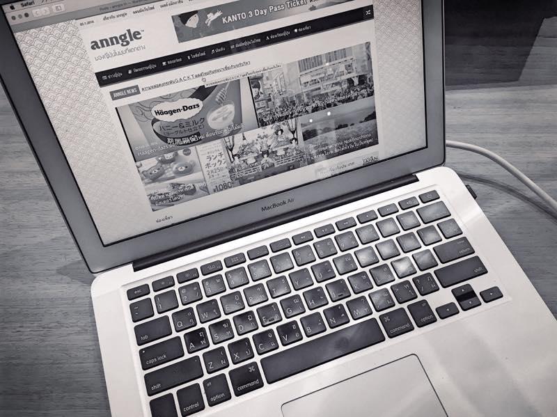 タイ人向け記事広告サービス